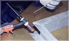 Газовая сварка алюминия - 5vodnom