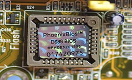 Перепрошивка BIOS - 5vodnom