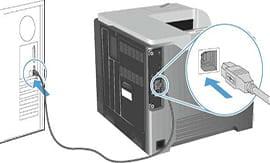 Подключение принтера - 5vodnom