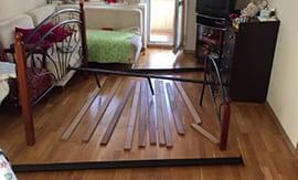 Ремонт кровати - 5vodnom