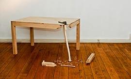 Ремонт стола - 5vodnom