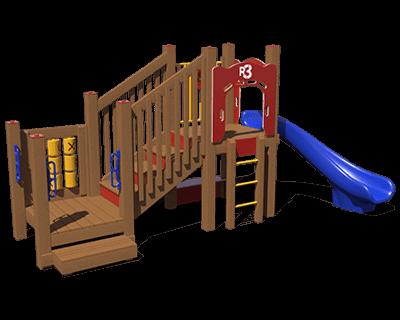 Сборка детской площадки - 5vodnom