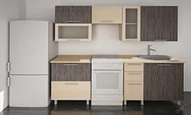Сборка маленькой кухни - 5vodnom