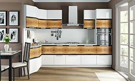 Сборка угловой кухни - 5vodnom