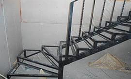 Сварка лестниц - 5vodnom
