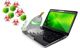 Удаление вирусов - 5vodnom
