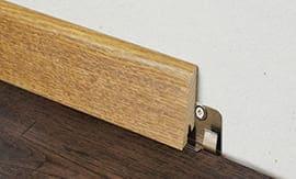 Установка деревянного плинтуса - 5vodnom
