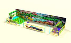 Установка троллей для помещения - 5vodnom