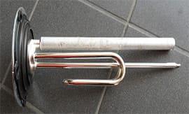Замена магнитного анода - 5vodnom