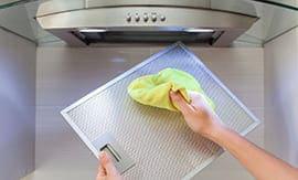 Чистка кухонной вытяжки - 5vodnom