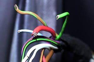 Укладка электрокабеля в стену - Электропроводка в квартире