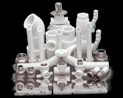 Разводка труб - 5vodnom