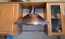 Ремонт кухонной вытяжки - 5vodnom