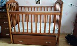 Сборка детской кровати в Москве