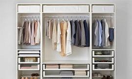 Сборка гардероба IKEA серии ПАКС - 5vodnom ИКЕА