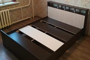 Услуги по сборке кровати в Москве
