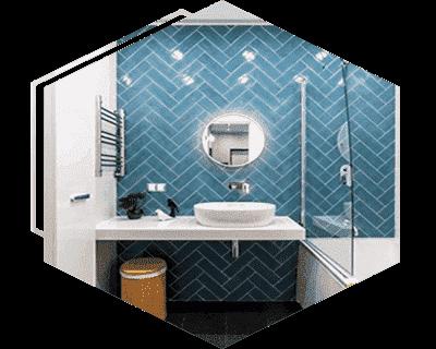Ремонт туалета и ванной - 5vodnom