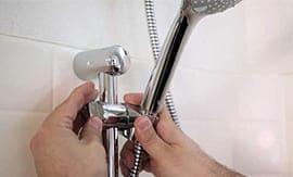 Установка смесителя с душем - 5vodnom