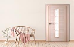 Установка дверей в квартире недорого