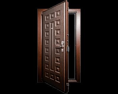 Установка железной двери в Москве